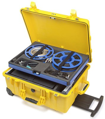 Omicron OMS 605 Portable Partial Discharge (PD) Monitoring System