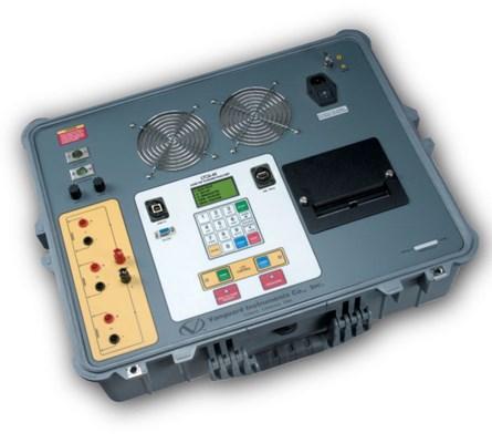 Vanguard LTCA-40 Load Tap Changer Analyzer