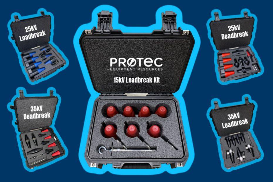 Protec Loadbreak and Deadbreak Cable Testing Kits