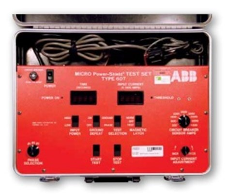 ABB 607 Secondary Injection Test Set