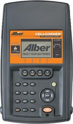Alber Cellcorder CRT-400 Cell Resistance Tester