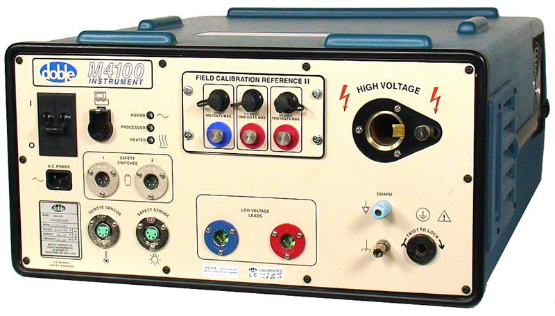 Electrical Test Equipment Rental